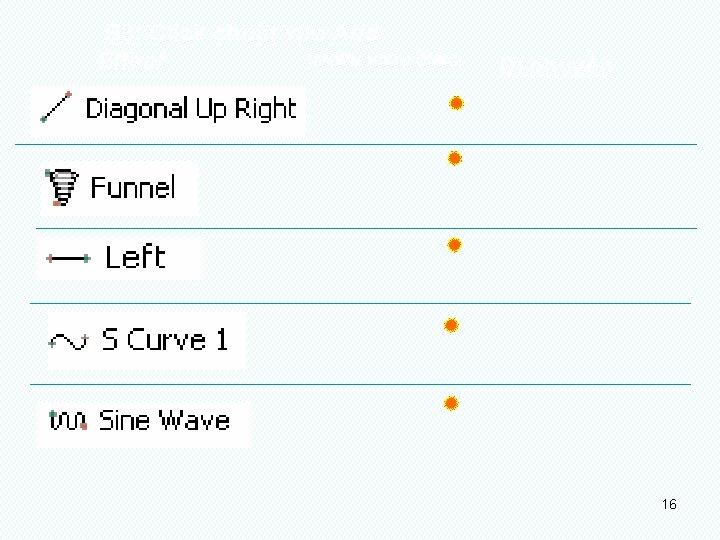 B 3: Click chuét vµo Add NHOÙM HIEÄU ÖÙNG: Effect Di chuyển 16