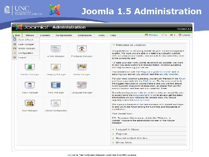 joomla 1 5 how to write a component