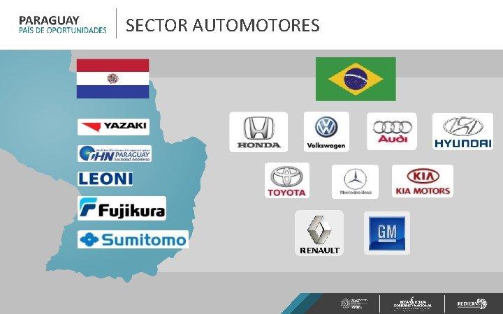 SECTOR AUTOMOTORES