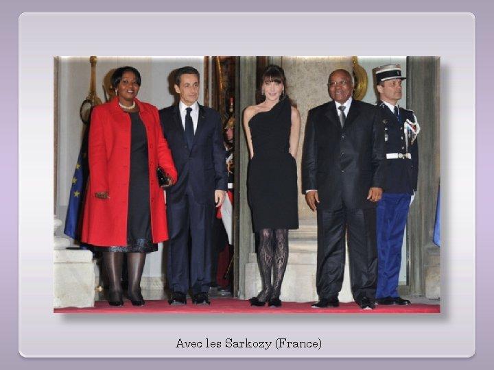 Avec les Sarkozy (France)