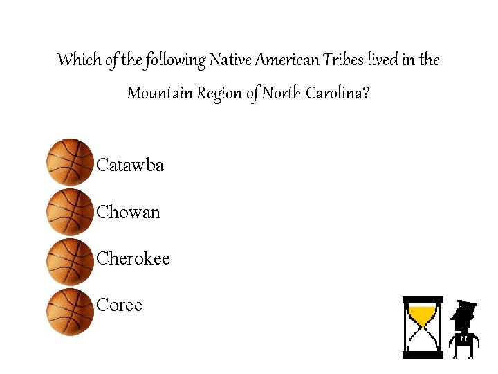 Which of the following Native American Tribes lived in the Mountain Region of North