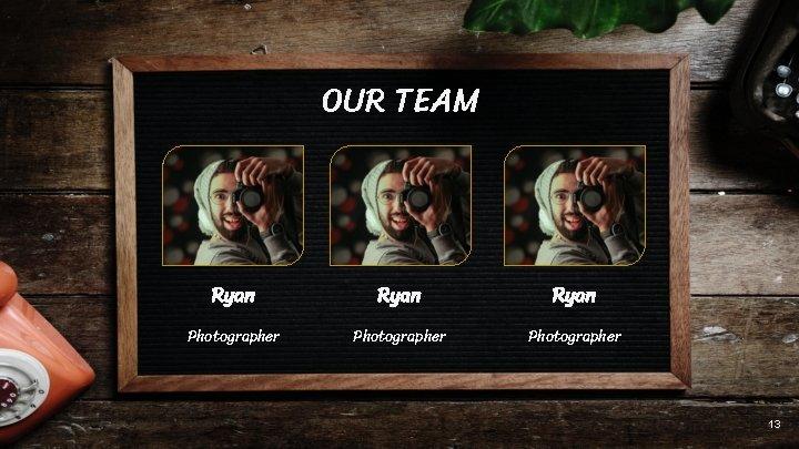 OUR TEAM Ryan Photographer 13