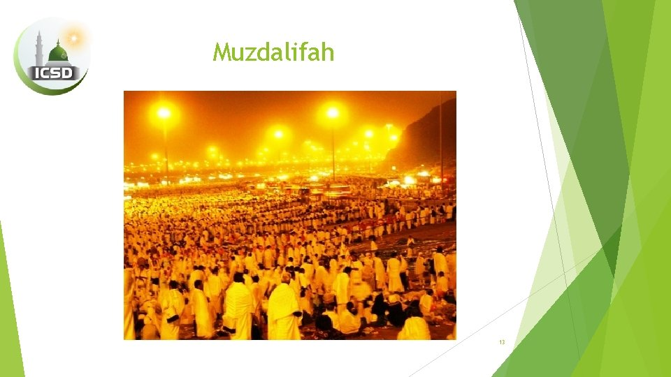 Muzdalifah 13