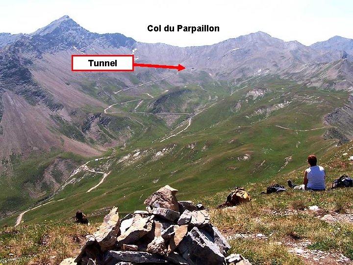 Col du Parpaillon Tunnel