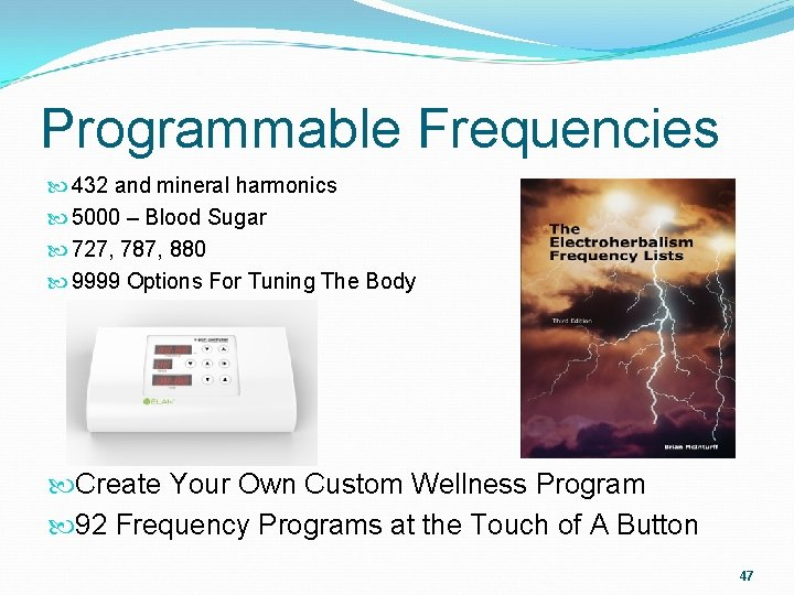Programmable Frequencies 432 and mineral harmonics 5000 – Blood Sugar 727, 787, 880 9999