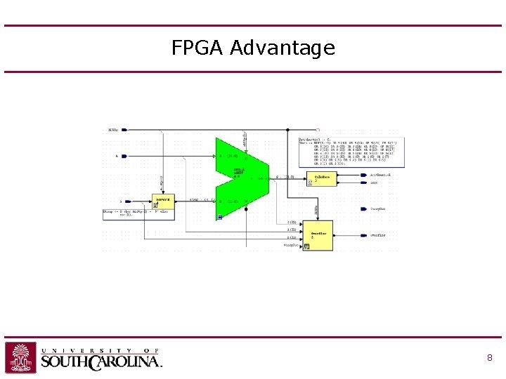 FPGA Advantage 8