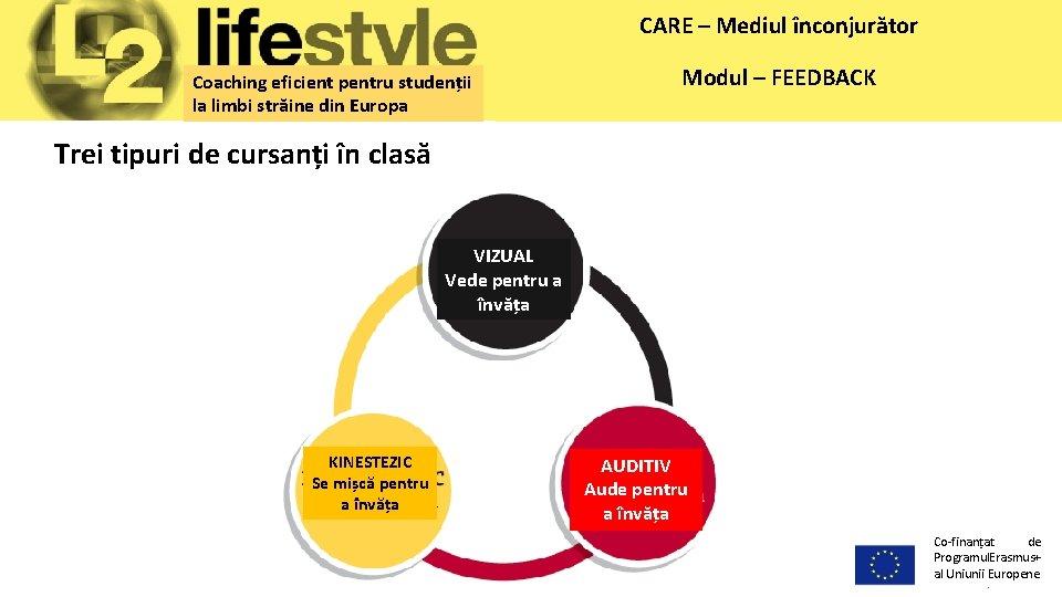 CARE – Mediul înconjurător Coaching eficient pentru studenții la limbi străine din Europa Modul