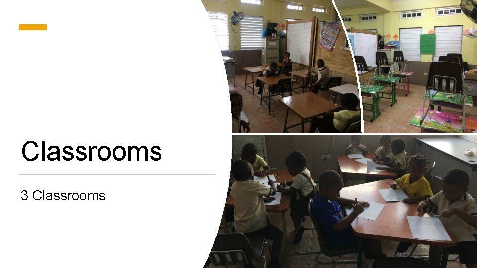 Classrooms 3 Classrooms