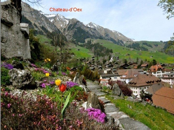 Chateau-d'Oex