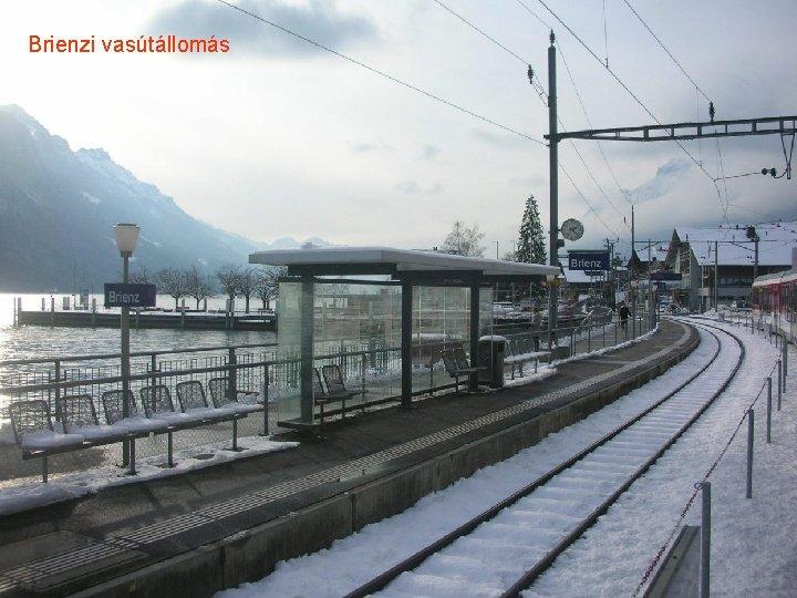 Brienzi vasútállomás