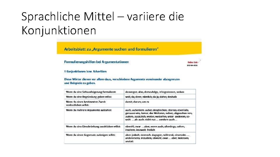 German Conjunctions Learn German German Grammar
