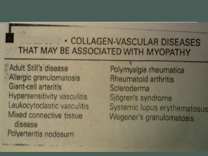 Copyright © 1972 -2004 American College of Rheumatology Slide Collection. All rights reserved.