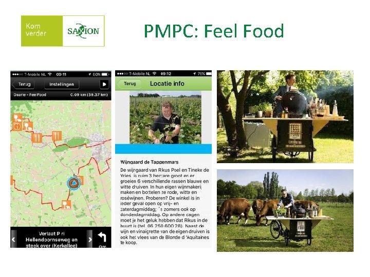 PMPC: Feel Food