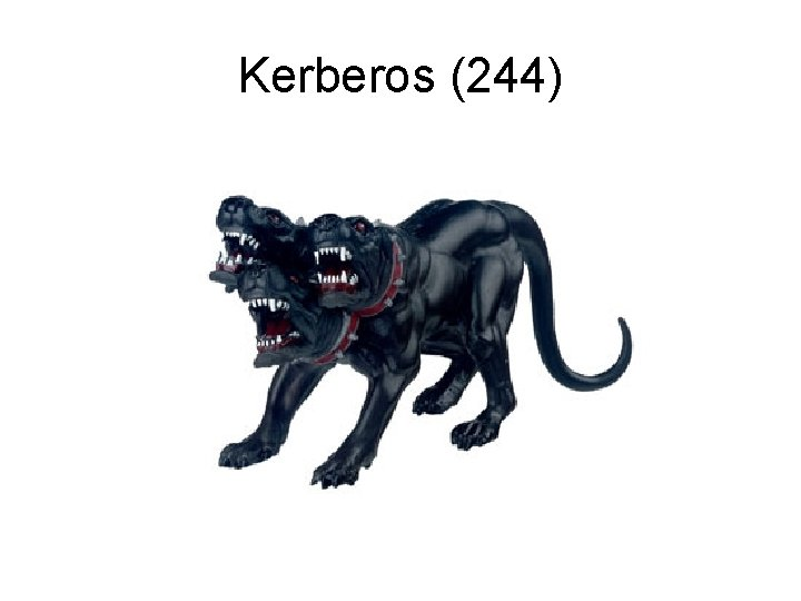 Kerberos (244)