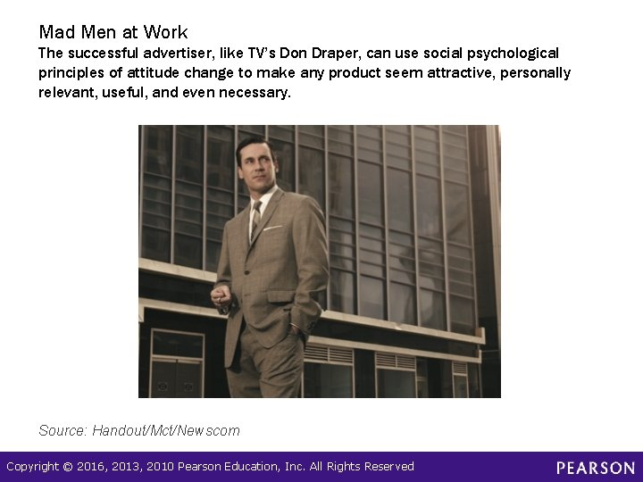 Mad Men at Work The successful advertiser, like TV's Don Draper, can use social