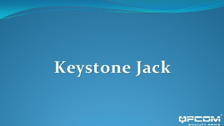 Keystone Jack