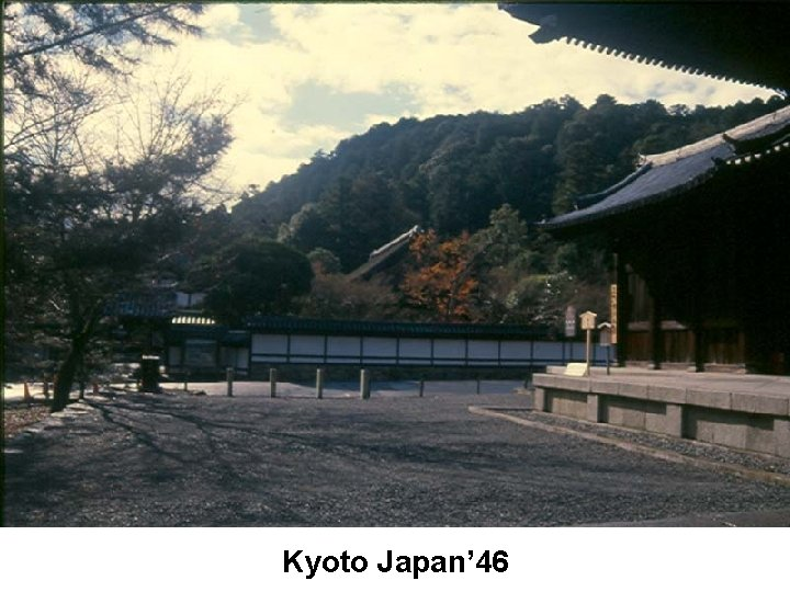 Kyoto Japan' 46
