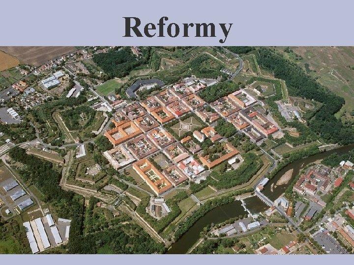 Reformy 14 let 3 dny v týdnu