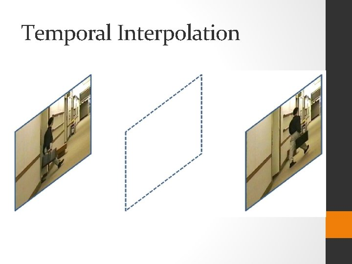 Temporal Interpolation