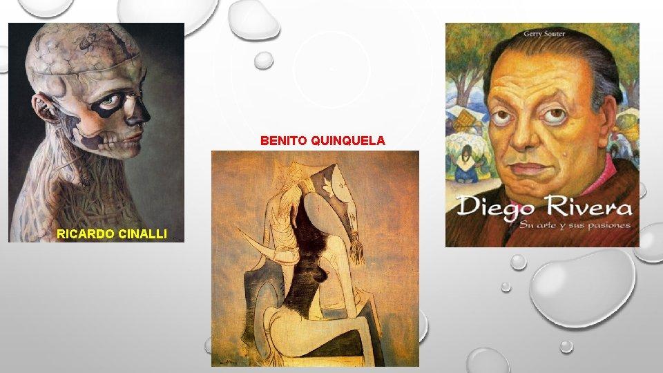 BENITO QUINQUELA RICARDO CINALLI