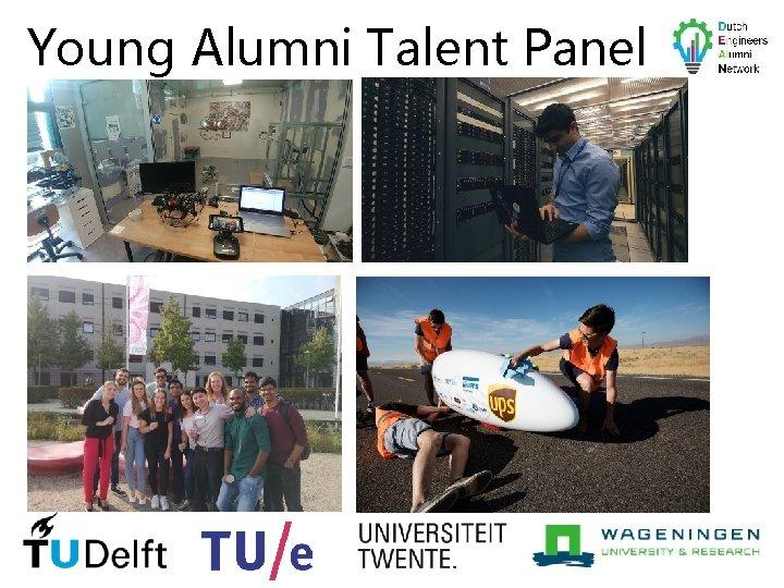 Young Alumni Talent Panel
