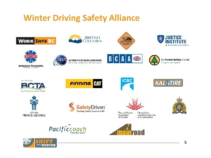 Winter Driving Safety Alliance 5