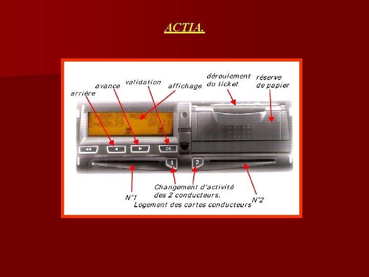 ACTIA.