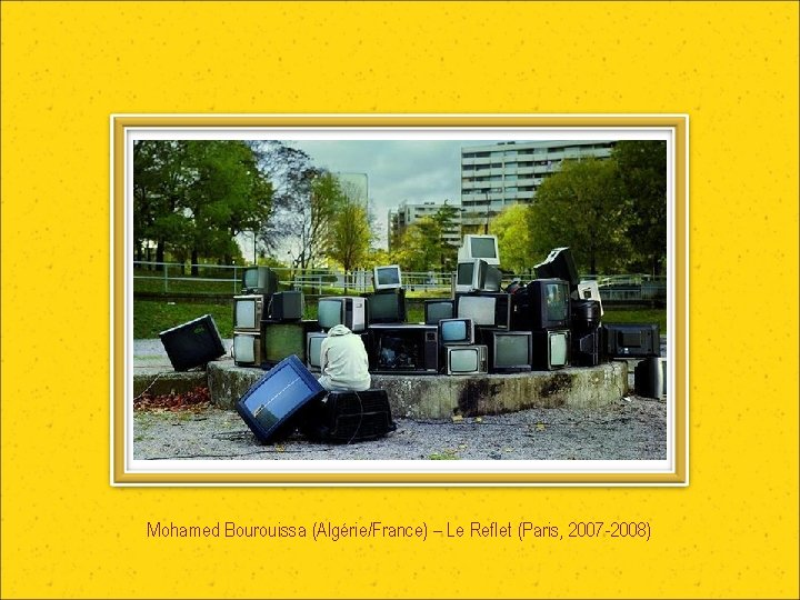 Mohamed Bourouissa (Algérie/France) – Le Reflet (Paris, 2007 -2008)