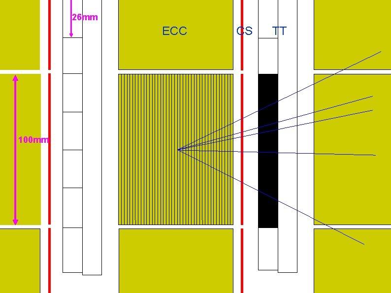 26 mm ECC 100 mm CS TT