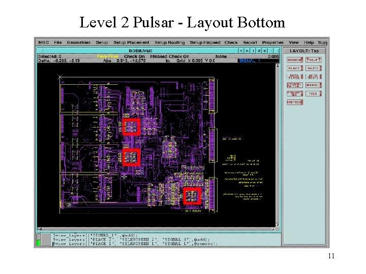 Level 2 Pulsar - Layout Bottom 11