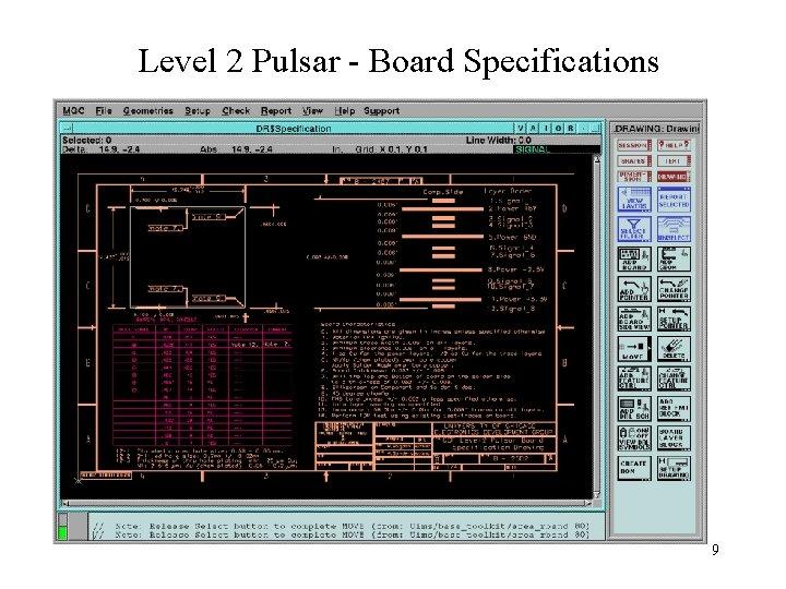 Level 2 Pulsar - Board Specifications 9