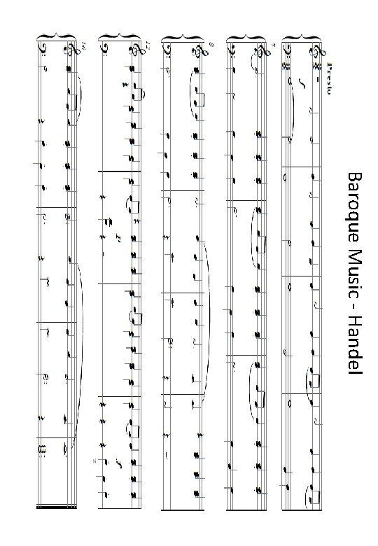 Baroque Music - Handel