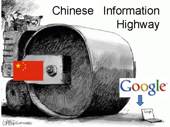 Chinese Information Highway Corvelle Drives Concepts to 20