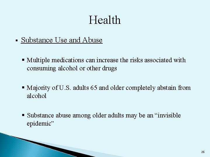 Health § Substance Use and Abuse § Multiple medications can increase the risks associated
