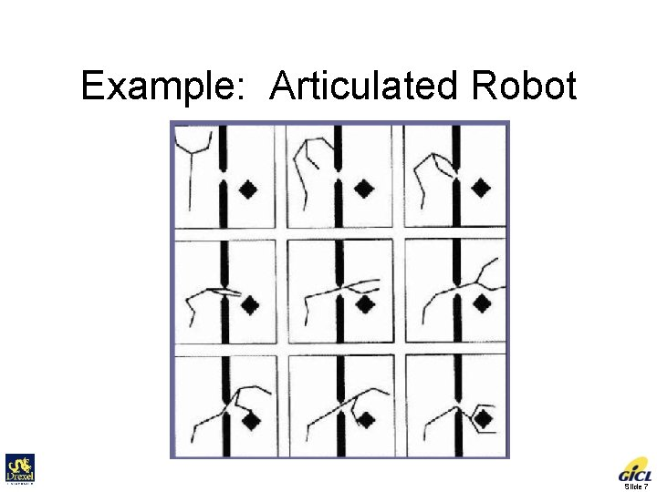 Example: Articulated Robot Slide 7