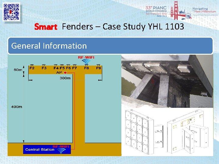 Smart Fenders – Case Study YHL 1103 General Information • First Major Smart Fender