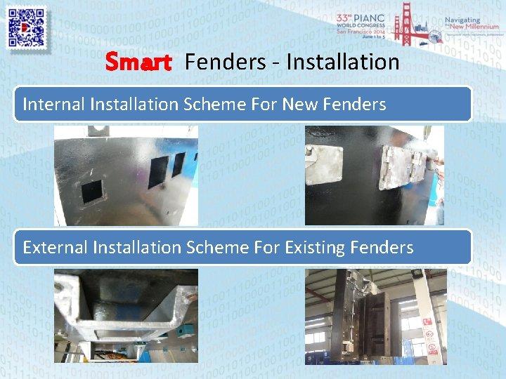 Smart Fenders - Installation Internal Installation Scheme For New Fenders External Installation Scheme For