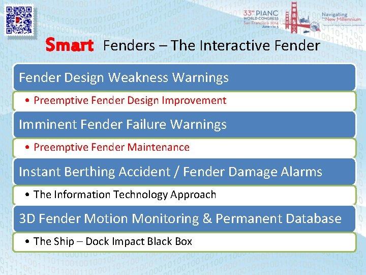 Smart Fenders – The Interactive Fender Design Weakness Warnings • Preemptive Fender Design Improvement