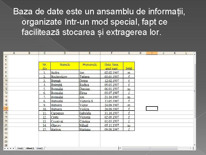 Bază de date distribuită