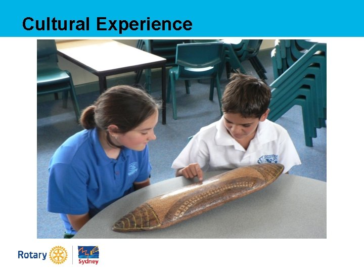 Cultural Experience
