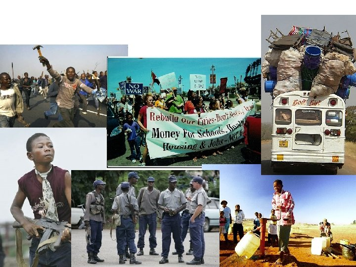 End of Imperialism in Africa