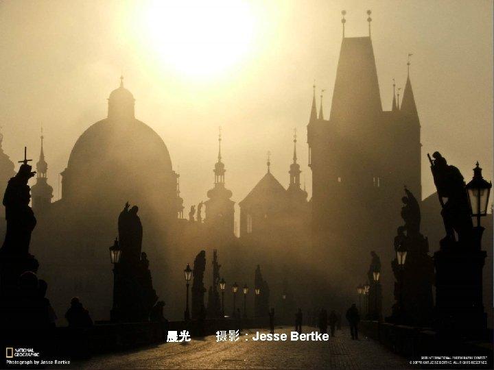 晨光  摄影:Jesse Bertke