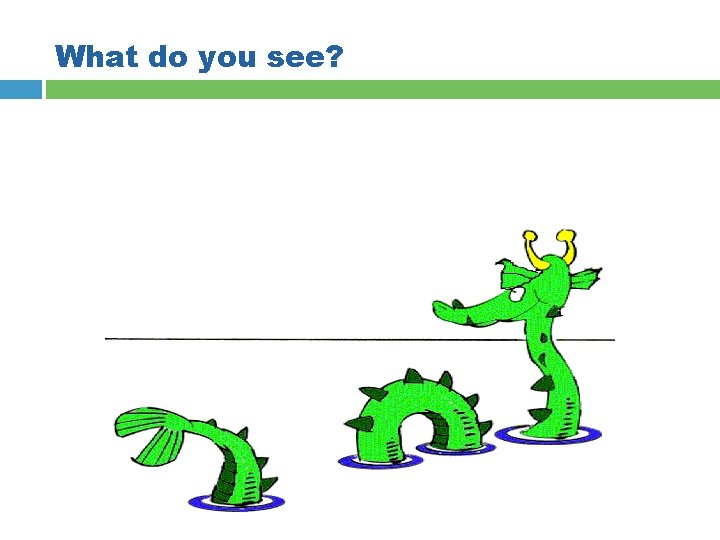 What do you see? Copyright, 2012. Battelle for Kids.