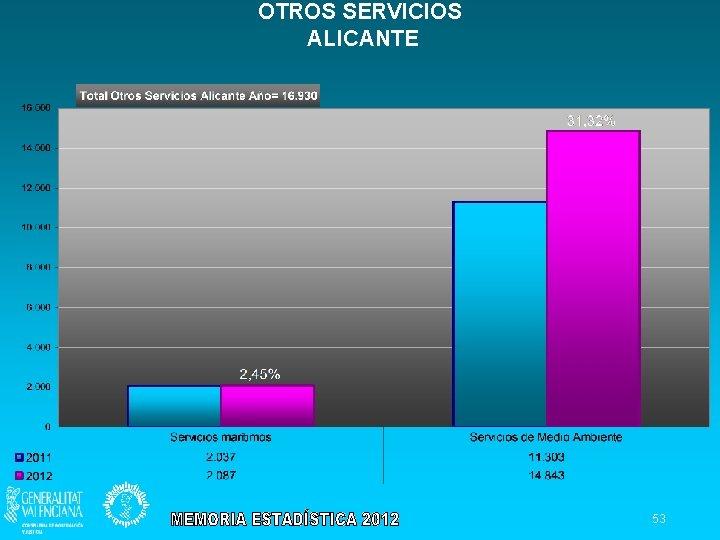 OTROS SERVICIOS ALICANTE 53