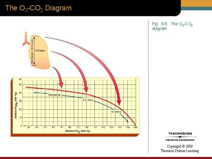 The O 2 -CO 2 Diagram Fig. 8 -5. The O 2 -CO 2