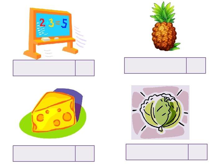 tabule sýr ananas zelí