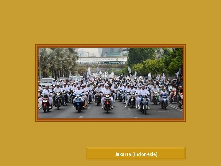 Jakarta (Indonésie)