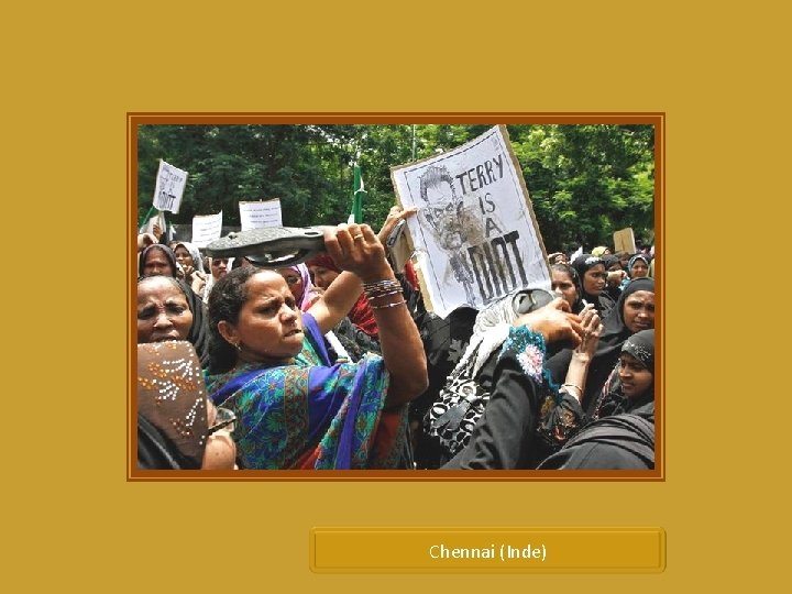 Chennai (Inde)
