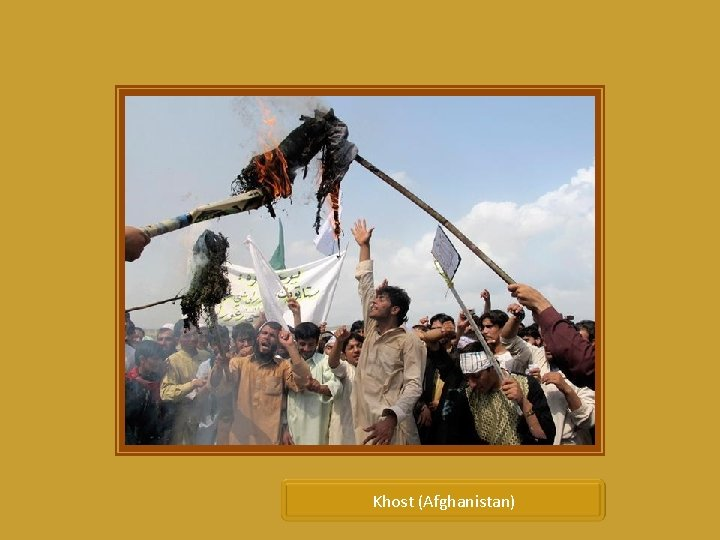 Khost (Afghanistan)