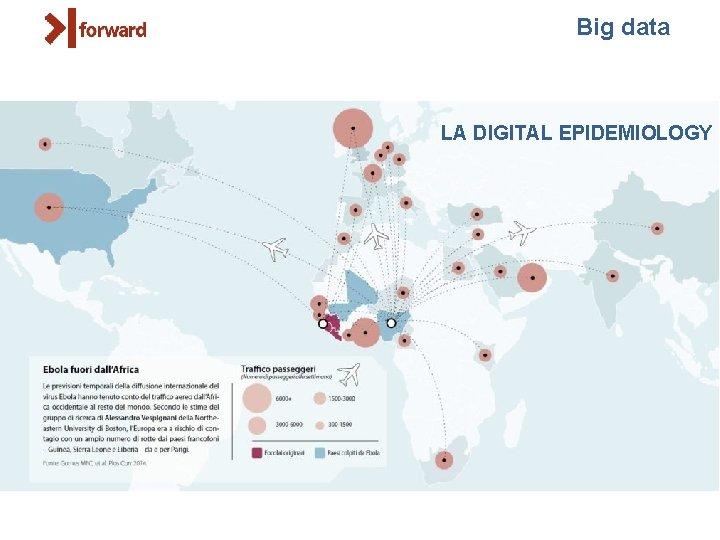 Big data LA DIGITAL EPIDEMIOLOGY
